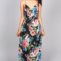 Flor Symphony Maxi Dress - Maxi Dresses at Pinkice.com