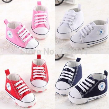 Baby All Star Style Tennis Shoes