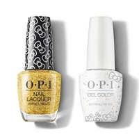 OPI - Gel & Lacquer Combo - Glitter All The Way