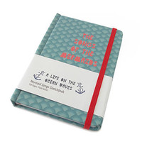 'Songs Of The Mermaids' A6 Notebook