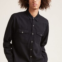 Classic Denim Pocket Shirt