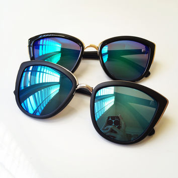 Aurora Cat Eye Sunglasses