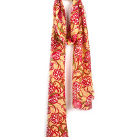 Lilly Pulitzer Murfette Scarf- Alpha Phi
