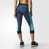 adidas Techfit Capris - Multicolor | adidas US