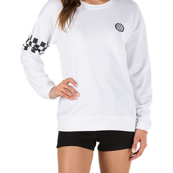 Rider Crew Sweatshirt | Shop At Vans
