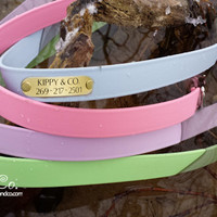 Waterproof Pastel Dog Collar