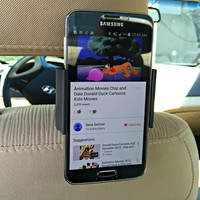 Universal Car Headrest Mount for iPhone 6, 6 Plus, Galaxy S6, S5 LG G4 and more