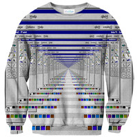 MS Paint Sweater