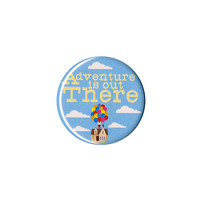 Disney Up Adventure Is Out There Pin