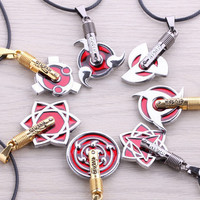 MANGEKYOU SHARINGAN NECKLACE
