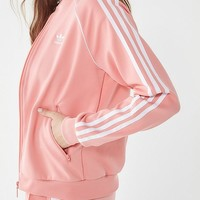 adidas Originals Superstar 3 Stripes Track Jacket | Urban Outfitters