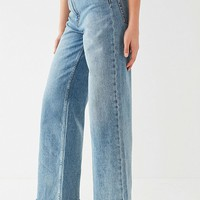 BDG Piper High-Rise Wide-Leg Jean | Urban Outfitters