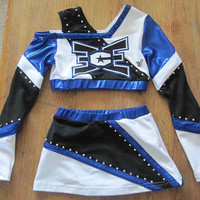 East Celebrity Elite Cheer outfit for American Girl by kim3717