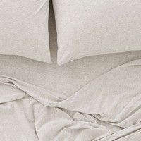 Heathered Jersey Sheet Set - Urban Outfitters