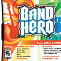 Band Hero (Game Only) - Nintendo DS (Game Only)