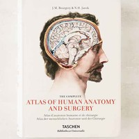 The Complete Atlas Of Human Anatomy And Surgery By Jean-Marie Le Minor And Henri Sick