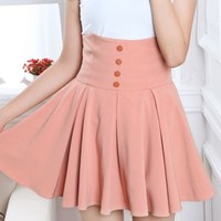 High-Waisted Skirt ABAGBC