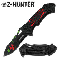 Red Zombie Knife
