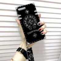 Chrome Hearts Fashion iPhone Phone Cover Case For iphone 6 6s 6plus 6s-plus 7 7plus hard shell