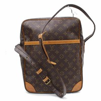Authentic Louis Vuitton Shoulder Bag DandeGM M45262 Browns Monogram 250972