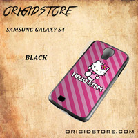 hello kitty For Samsung Galaxy S4 - Gift Present Multiple Choice