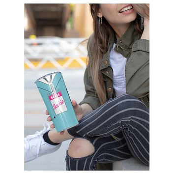 Personalized Nurse Tumbler With Stainless Steel Straw Skinny Tumbler CNA Doctor Medical Scrubs Gift Idea Water Cold Hot Vacuum Lid