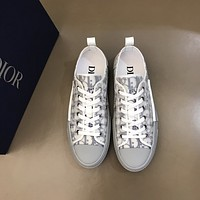 dior fashion men womens casual running sport shoes sneakers slipper sandals high heels shoes 255