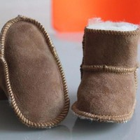 CREY1O Uggs Inspired Baby Winter Boots