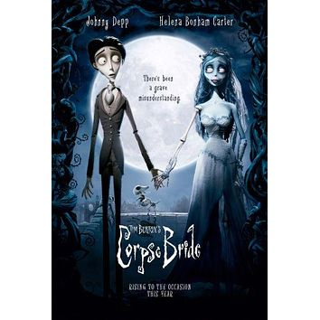Corpse Bride poster 24in x 36in