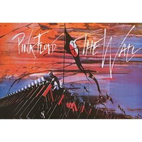 Pink Floyd The Wall Hammers Marching Poster 24x36