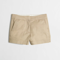 Factory girls' chino short : shorts | J.Crew Factory