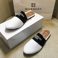 GIVENCHY Fashionable Popular Women Comfortable Sandal Slipper Shoes I-AHD-HNXG-ZD