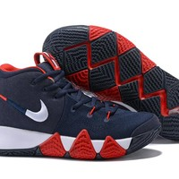 "Nike Men's Kyrie Irving 4 ""Team USA"" Basketball Shoes US7-12"