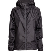 H&M Rain Jacket with Hood $34.99