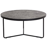 "Providence Collection 315"" Round Coffee Table"