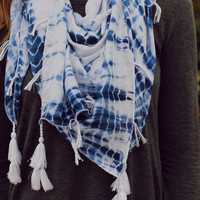 Beyond the Falls Scarf