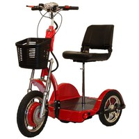 Challenger X Recreational Scooter J750 - Challenger Mobility Standing Scooters   TopMobility.com
