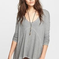 Women's Free People 'Sunset Park' Thermal Top