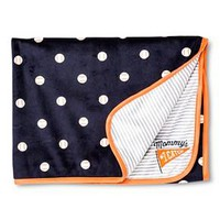 Just One You™ Made by Carter's® Baby Boys' Baseball Blanket - Navy