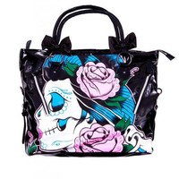 Sugar Witch Handbag Black Women's By Iron Fist
