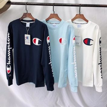 Champion Women Crew Neck Sweatshirt