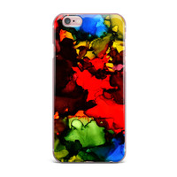 "Claire Day ""Beach Bum"" iPhone Case"
