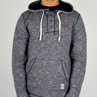 True Religion Hooded Henley - Navy