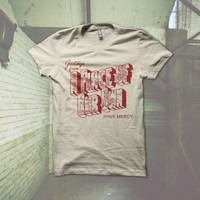 Postcard Natural T-Shirt : HLR0 : Have Mercy