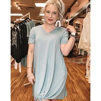 Short Sleeve V-neck Dress - Buy 2 get 1 FREE!