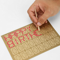 Scratch-Off Card