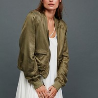 Free People Light and Easy Bomber