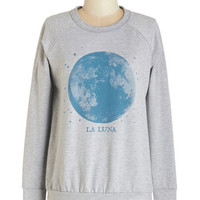 Mid-length Long Sleeve Sing Your Phase Top
