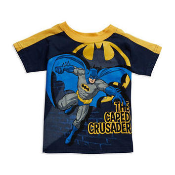 Nannette Boys 2-7 Caped Crusader Tee