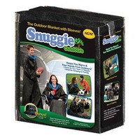 Snuggie Outdoors Outdoor Blanket With Sleeves
